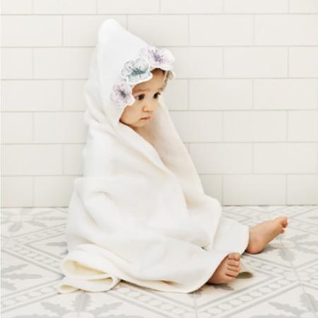 Slika za Elodie Details® Brisača s kapuco Embedding Bloom 80x80