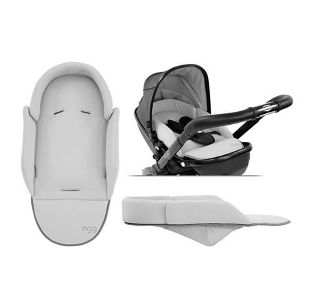 Egg by BabyStyle® Vstavek za voziček za novorojenčka
