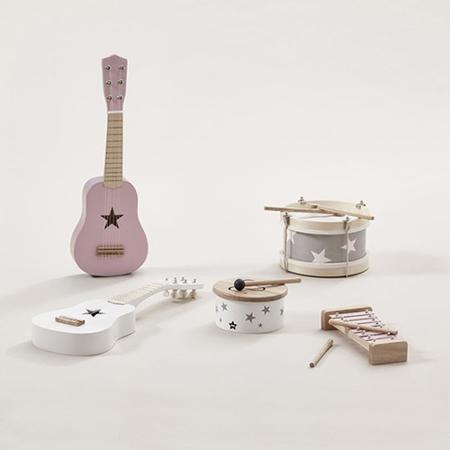 Slika za Kids Concept® Lesena kitara Pink
