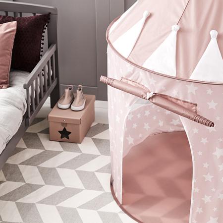 Slika za Kids Concept® Igralni šotor Star Pink