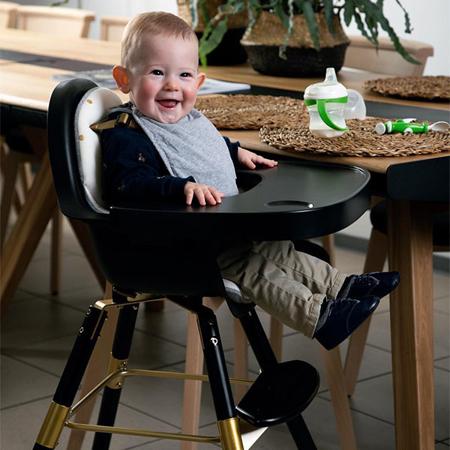 Slika za Childhome® Sedežna blazina za Evolu Gold dots