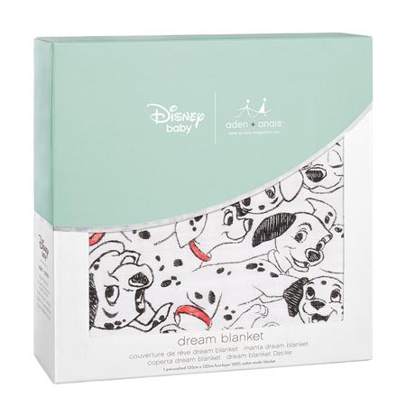 Slika za Aden+Anais® Bombažna odejica Disney 101 Dalmatinec 120x120