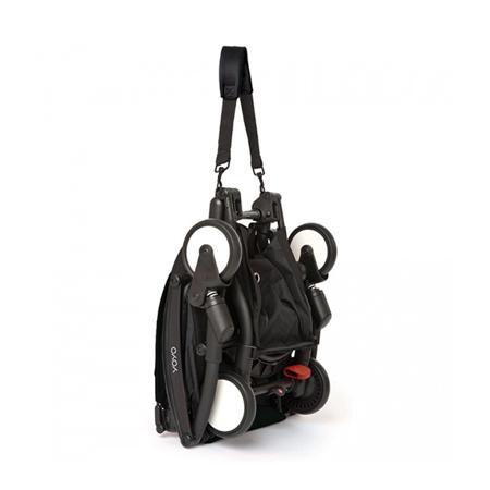 Slika za Babyzen® YOYO Otroški voziček 6+ Black Black Frame
