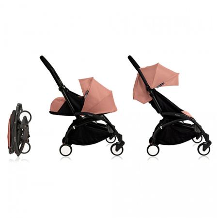Babyzen® YOYO+ Dječja kolica 0+ Ginger Black Frame