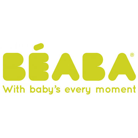 Beaba® Steklenička iz stekla Stars Blue 110ml