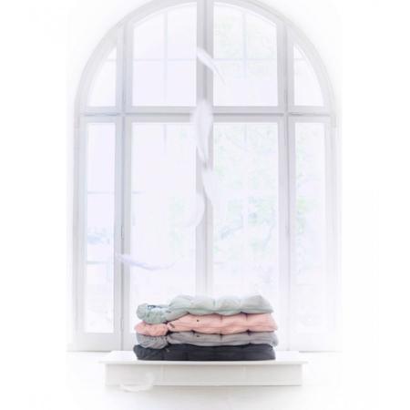 Slika za Elodie Details® Zimska Vreča s perjem Mineral Green