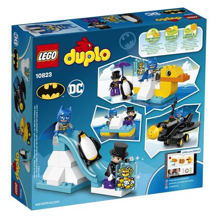 Slika za Lego® Duplo Dogodivščina z Batkrilom