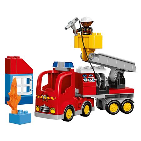 Slika za Lego® Duplo Gasilsko vozilo