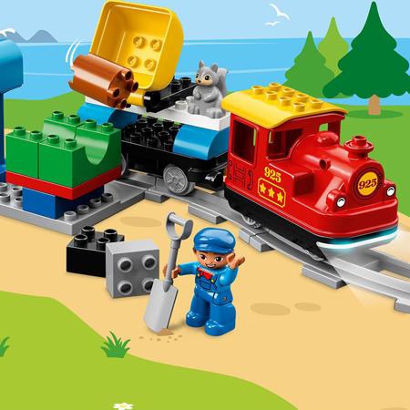 Slika za Lego® Duplo Parni vlak