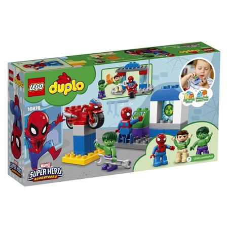 Slika za Lego® Duplo Dogodivščine Spidermana in Hulka