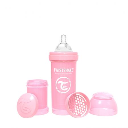 Twistshake® Anti-Colic bočica 260ml (2+m)