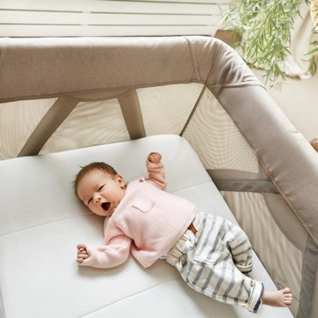 Nuna® Plahta za prijenosni krevetić Sena od organskog pamuka