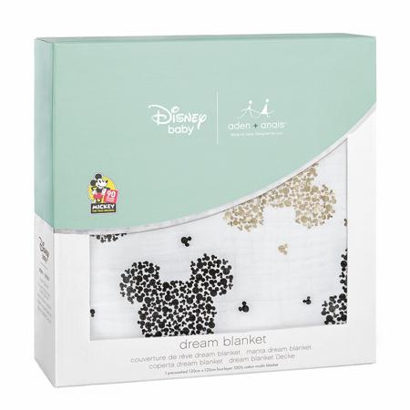 Slika za Aden+Anais®  Pamučna dekica Disney Mickey's 90th 120x120
