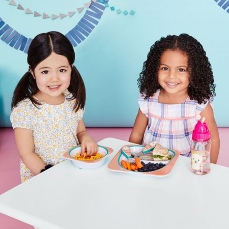 Slika za Skip Hop® Otroški jedilni pribor Lama