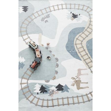 Kids Concept® Preproga Woodland Edvin 130x170