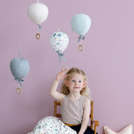 CamCam® Glasbeni balon Blossom Pink