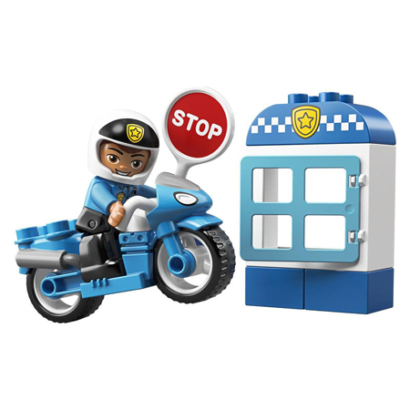 Lego® Duplo Policijski motor
