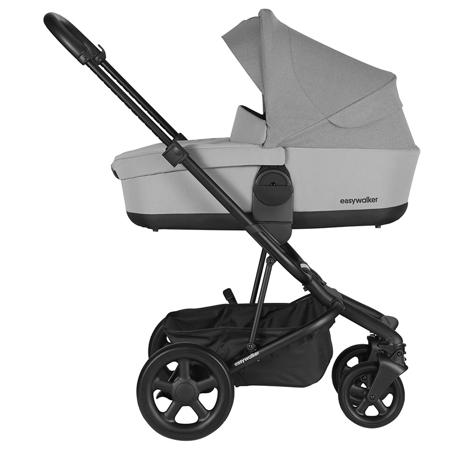Easywalker® Otroški voziček Harvey2 Stone Grey