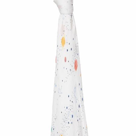 Slika za Aden+Anais® Povijalna plenička iz bambusa Stargaze 120x120
