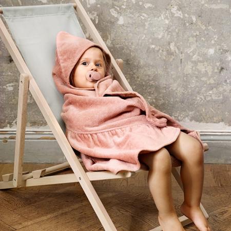 Slika za Elodie Details® Brisačka s kapuco Faded Rose 80x80