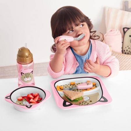 Skip Hop® Otroški jedilni pribor Leopard
