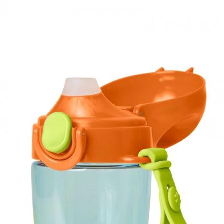 Skip Hop® Športna Zoo Lock steklenička Kuža