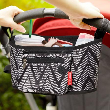 Slika za Skip Hop® Organizator za voziček Zig Zag Zebra