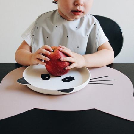 Slika za Liewood® Silikonska podloga za hranjenje Cat Rose