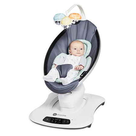4Moms® Umetak za novorođenče Cool Mesh (Mamaroo, Rrockaroo)