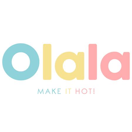 Slika za Olala® Okrogli ručnik za plažu UniGirl