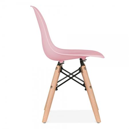 Slika za EM Furniture Eiffel Dječja stolica Pink