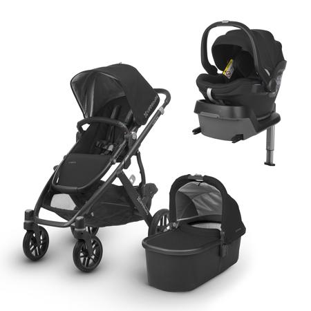 Slika za UPPAbaby® Otroški voziček Vista 2018 Komplet JAKE 4v1