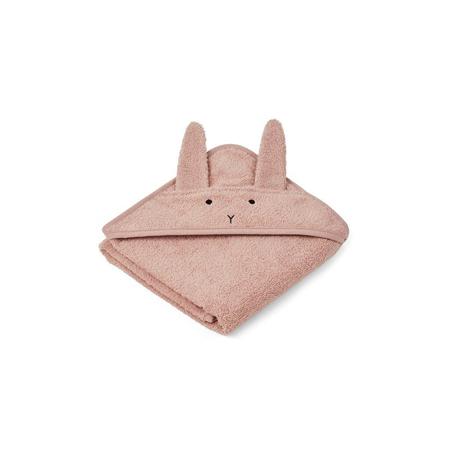 Slika za Liewood® Brisača s kapuco Rabbit Rose Baby 70x70