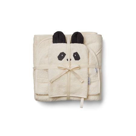 Slika za Liewood® Darilni set Panda creme de la creme