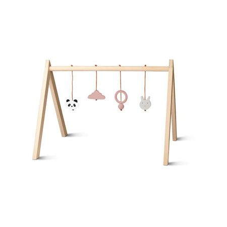 Liewood Drvena Igraonica Playgym Pink