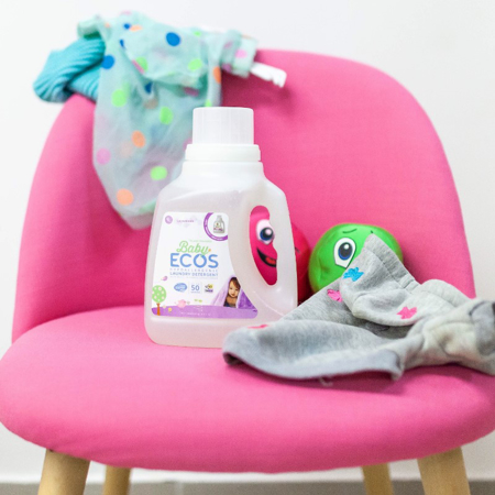 ECOS® Naravni detergent za otroško perilo 1500ml