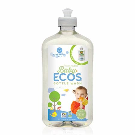 Slika za ECOS® Naravno čistilo za otroške stekleničke 500ml