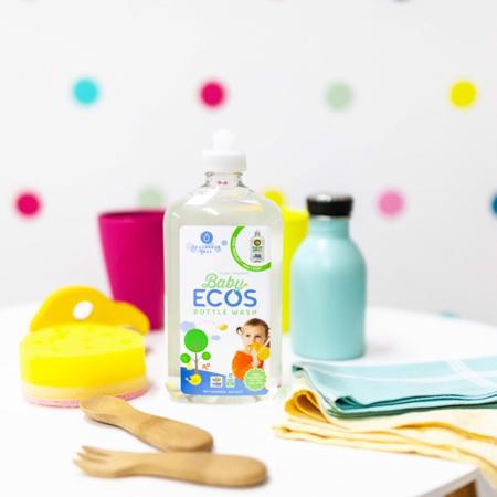 ECOS® Naravno čistilo za otroške stekleničke 500ml