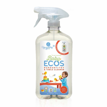Slika za ECOS® Naravno čistilo za otroške igrače