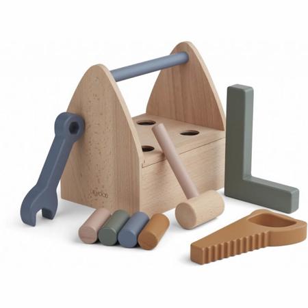 Slika za  Liewood® Drvena kutija za alat