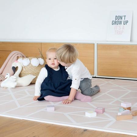 Slika za Toddlekind®  Podloga za igru Nordic Vintage Nude