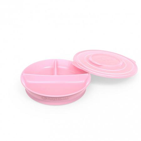 Slika za Twistshake® Podjeljeni tanjurić 210ml+2x90ml (6+m)