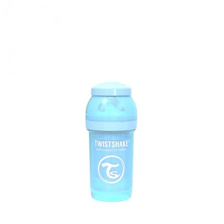 Twistshake® Anti-Colic bočica 180ml (0+M) - Pastel Blue