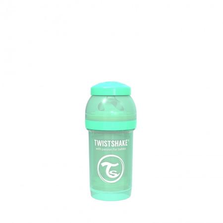 Twistshake® Anti-Colic bočica 180ml (0+M) - Pastel Green