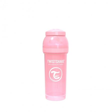 Twistshake® Anti-Colic bočica 260ml (2+m) - Pastel Pink