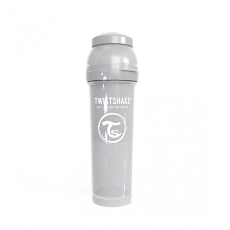 Twistshake® Anti-Colic 330ml (4+m) - Pastel Grey