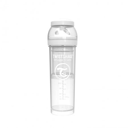 Twistshake® Anti-Colic 330ml (4+m) - White