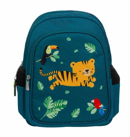 Slika za A Little Lovely Company® Otroški nahrbtnik Jungle tiger