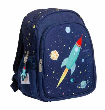 Slika za A Little Lovely Company® Otroški nahrbtnik Space