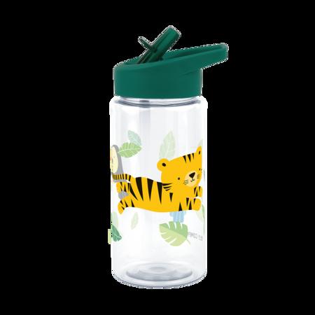 Slika za A Little Lovely Company® Steklenička za pijačo Jungle Tiger